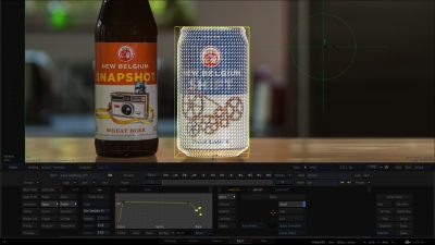 3D Shape provides ability to create rough simple models for relighting or retouching