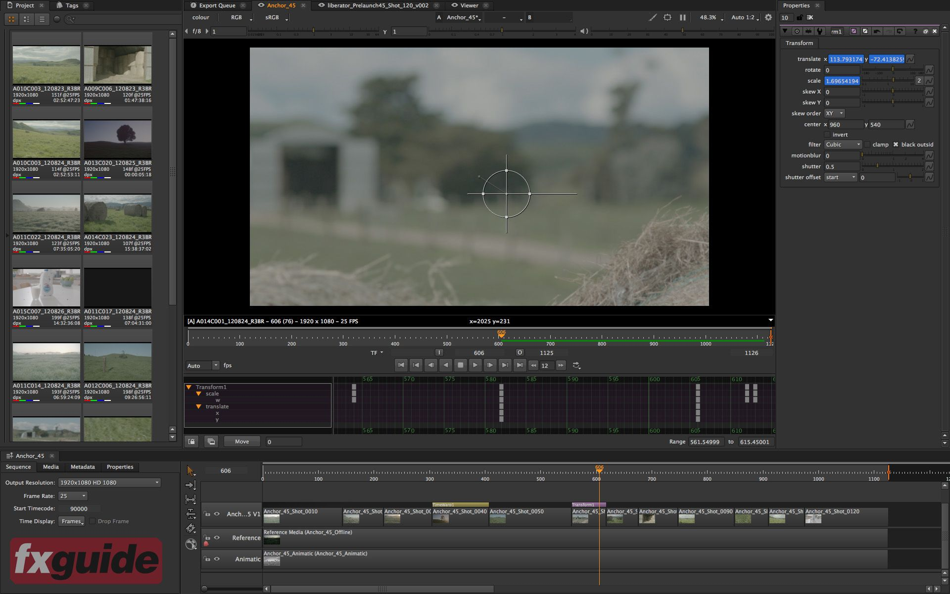 NUKE STUDIO – Exclusive interview + First Screen shots – fxguide