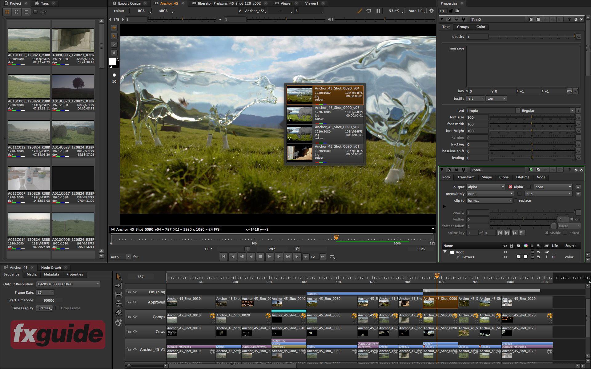 nuke studio  u2013 exclusive interview   first screen shots