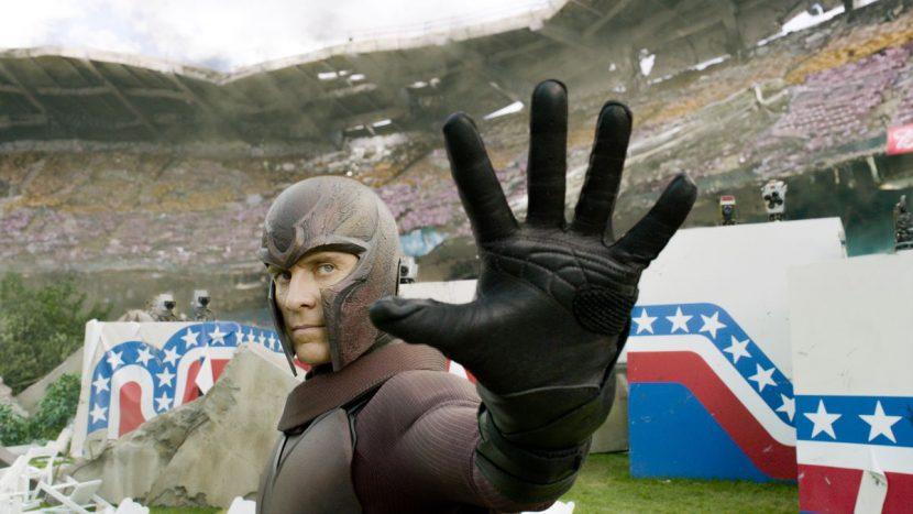 Magneto in Washington D.C.