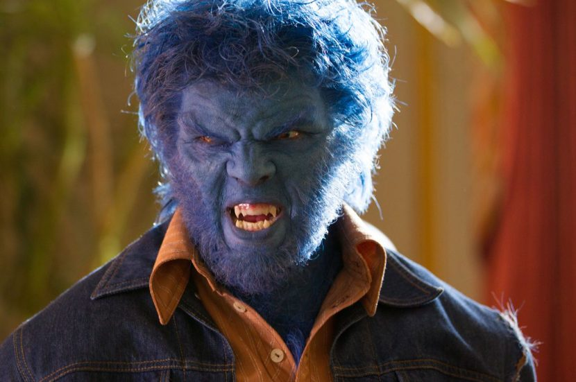 Beast make-up effects were done by Legacy Effects, and transformations by Rhythm & Hues.