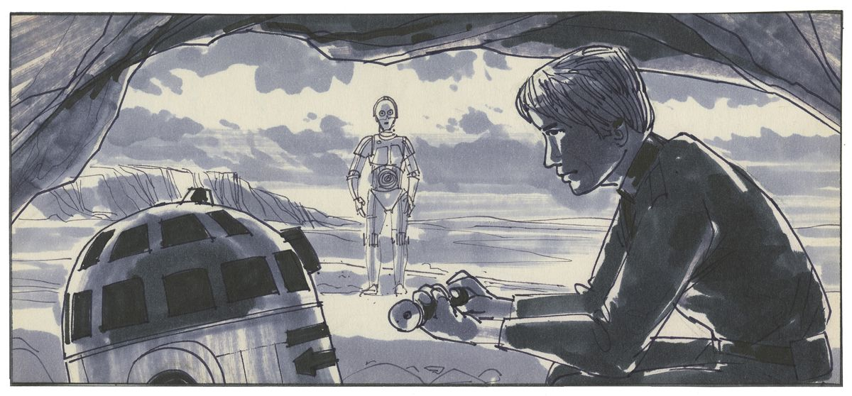 Storyboarding The Star Wars Universe Fxguide