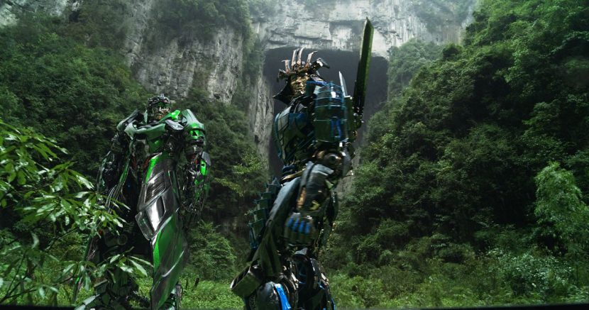 Autobots Slinghot and Drift were two of the transformers with much more pronounced facial animation.