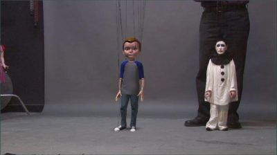 Marionette reference.