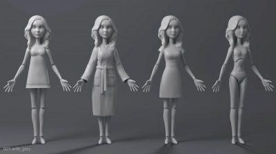 CG models.