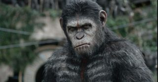 Caeser, played by Andy Serkis.