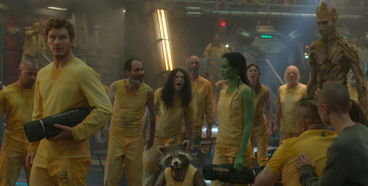 The VFX of Guardians of the Galaxy   fxguide