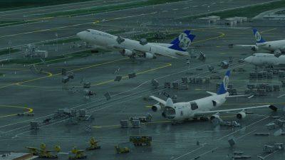 CG planes.