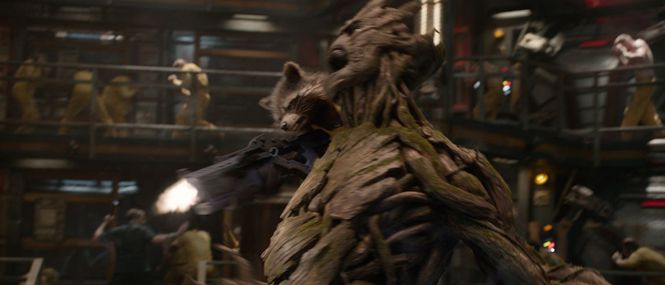 The VFX of Guardians of the Galaxy | fxguide