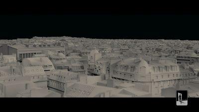 Paris layout.