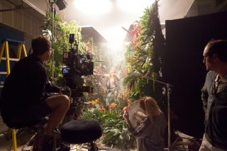 Shooting Florence Welch in the jungle.