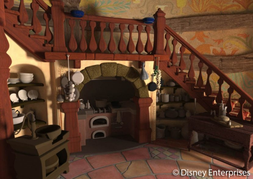 Walt Disney Animation Studios ESR 2013 Interior test image