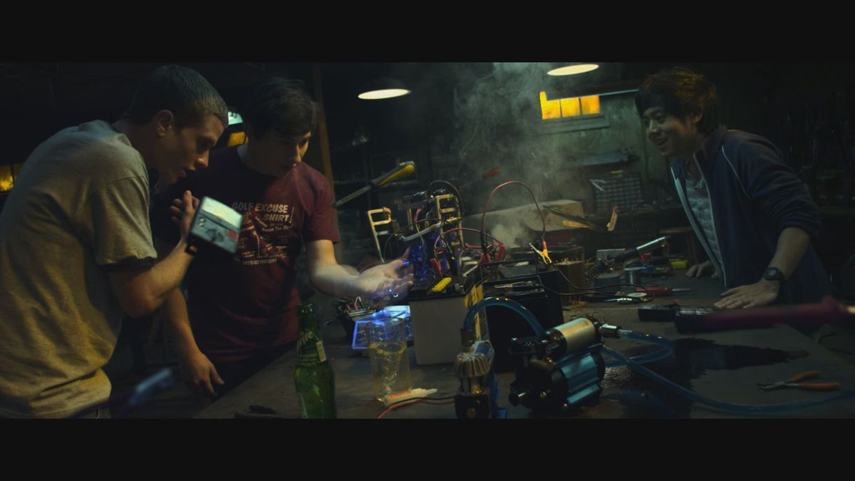 project almanac time machine