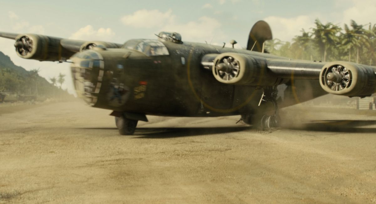 Crafting the story: the vfx of Unbroken | fxguide
