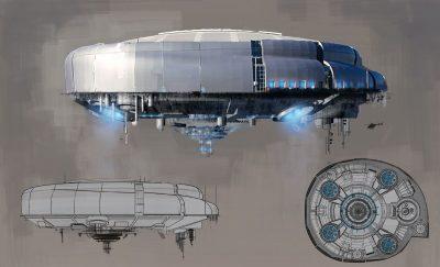 UFO concepts.