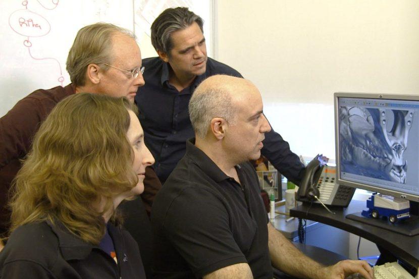 The Scuplt team at ILM