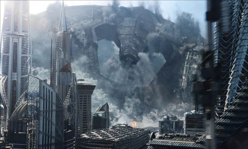 Star Trek: Into Darkness benefited greatly from PhysBam.
