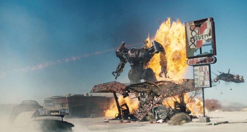 ILM's PhysBam on Terminator Salvation