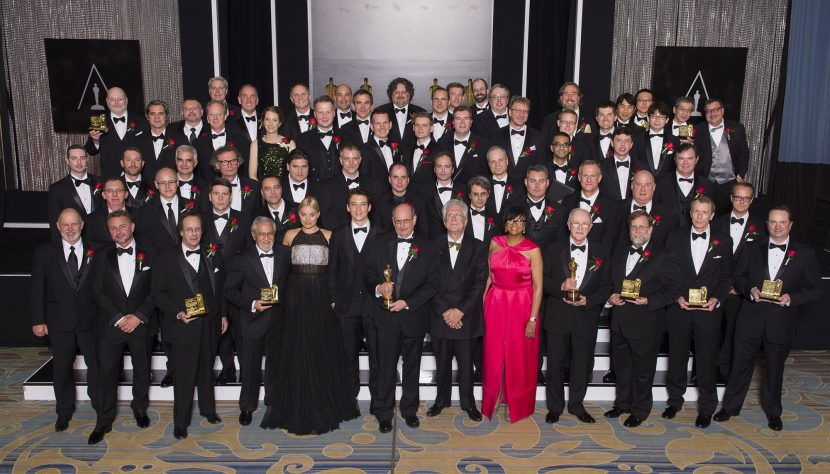Apart from Academy President, Cheryl Boone Isaacs - ILM's Colette Mullenhoff was the only woman.