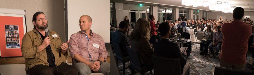 New Deal Studios talking at Digital VR - LAVR last month