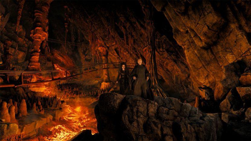 Bellatrix and Voldemort.