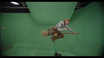 Greenscreen shoot - Fred Weasley.