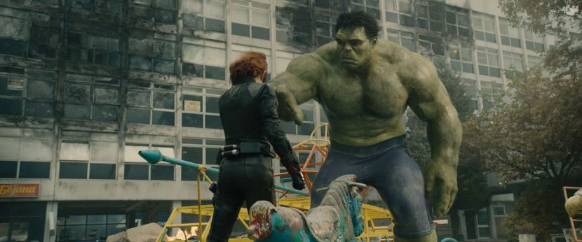 Hulk went through a major revamp for the film by ILM.
