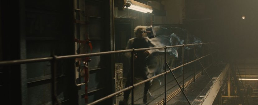 Quicksilver and his trails.