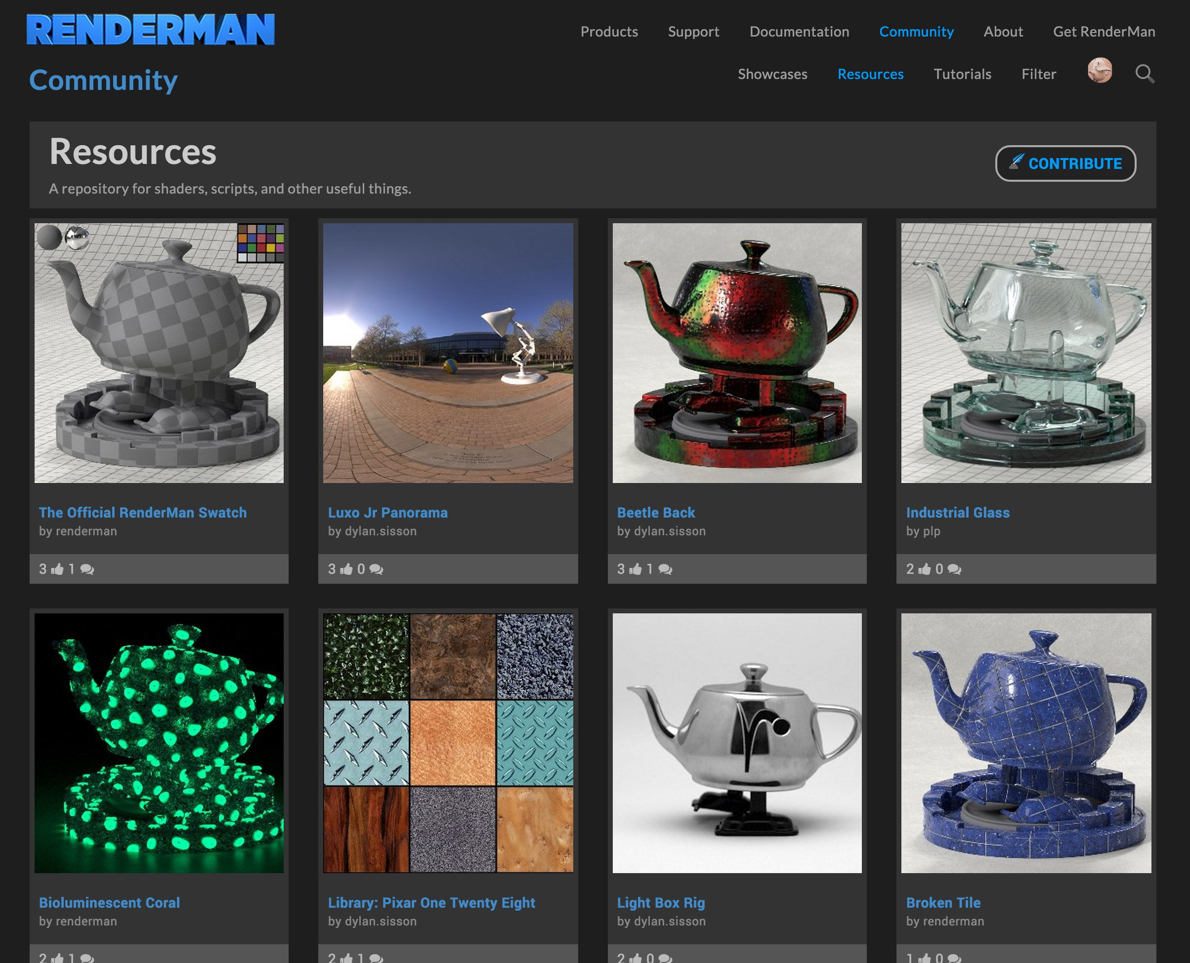 RenderMan: under the (new) varnish – fxguide