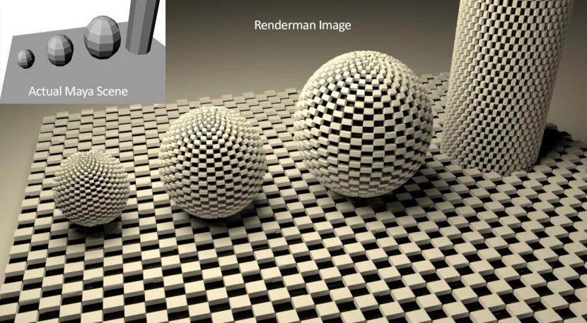 RendermanGeometryCreation