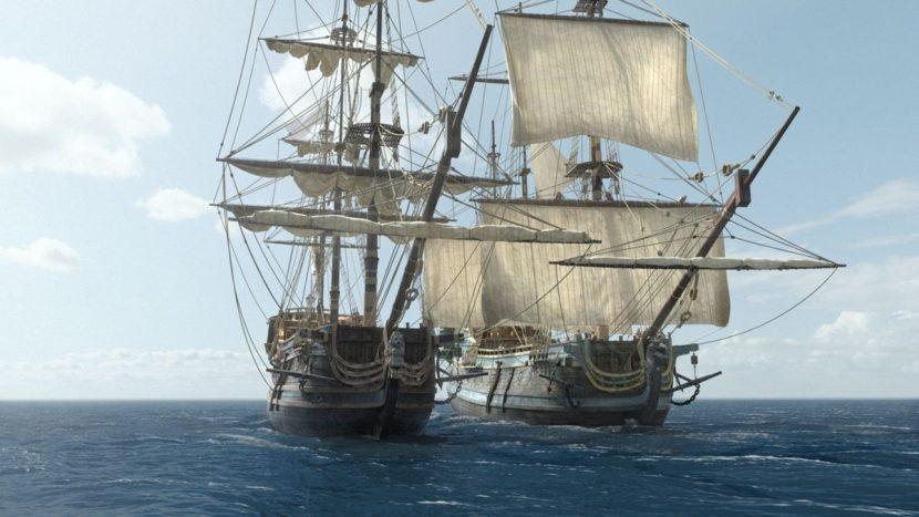 Digital Domain's VFX for Black Sails.