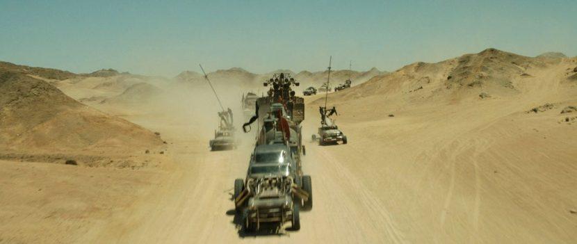 Original plate filmed in Namibia.