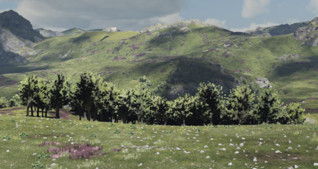 EPIC's Unreal Engine Open World: behind the scenes – fxguide