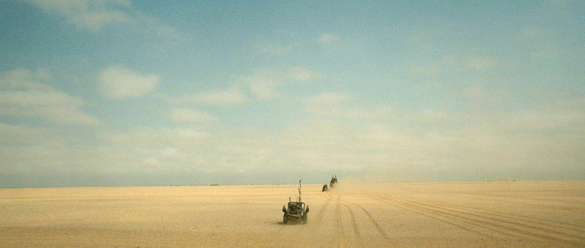 «Безумный Макс: Дорога ярости» со спецэффектами и без - Изображение 10