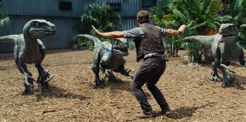 A whole new Jurassic World – fxguide