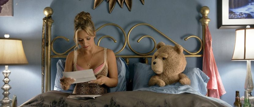 Tami-Lynn and Ted want a baby.