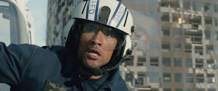 Dwayne Johnson as Ray.