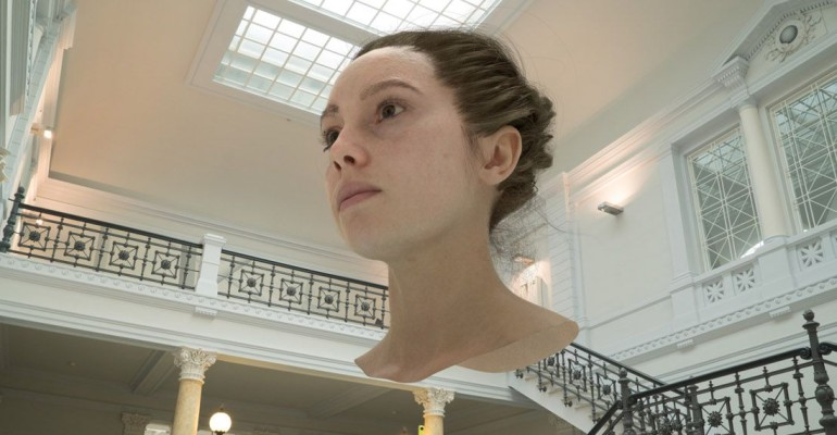 This render of Digital Emily for the Wikihuman made use of the HDR images out of the HDR 360 Bracket Pro.