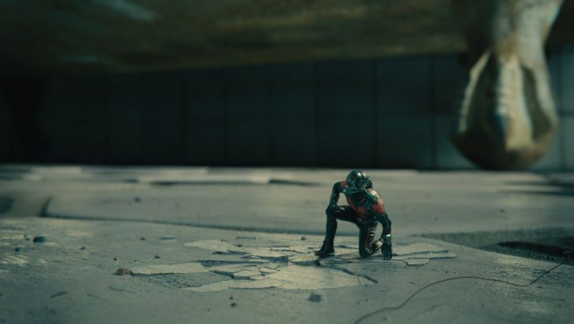 The digital Ant-Man.