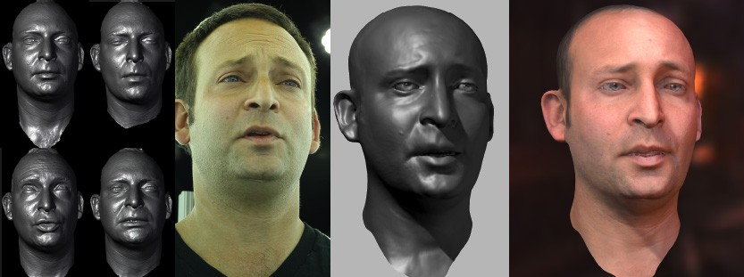 Performance driven facial animation – fxguide