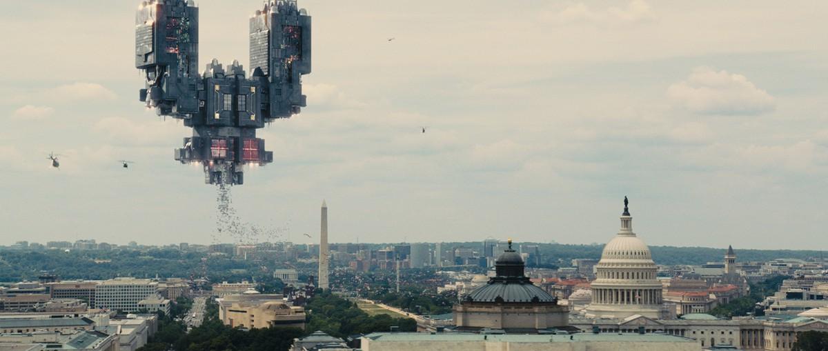 華盛頓面對像素軍隊威脅