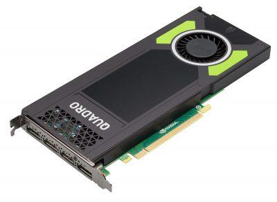 The Quadro 4000