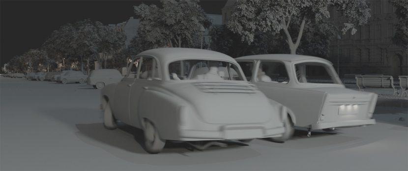 CG cars.
