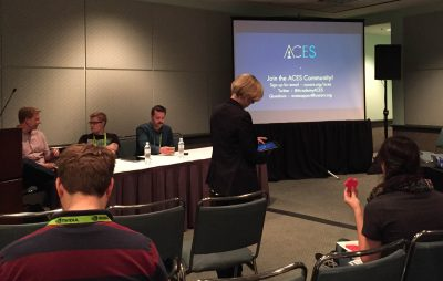 ACES also held a BOF meeting