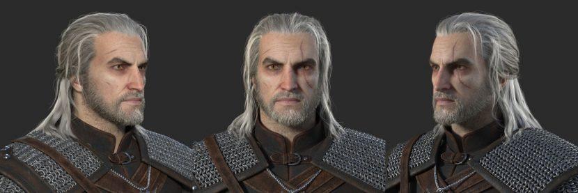Geralt model.