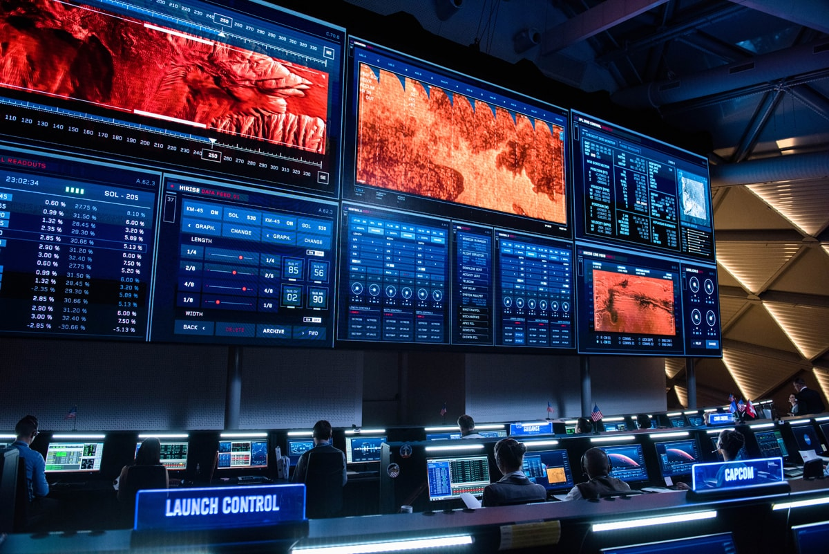 mars rover mission control - photo #16
