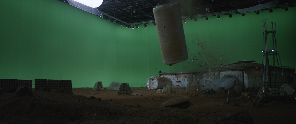 Life on Mars: the VFX of The Martian – fxguide