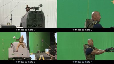 Witness cams.