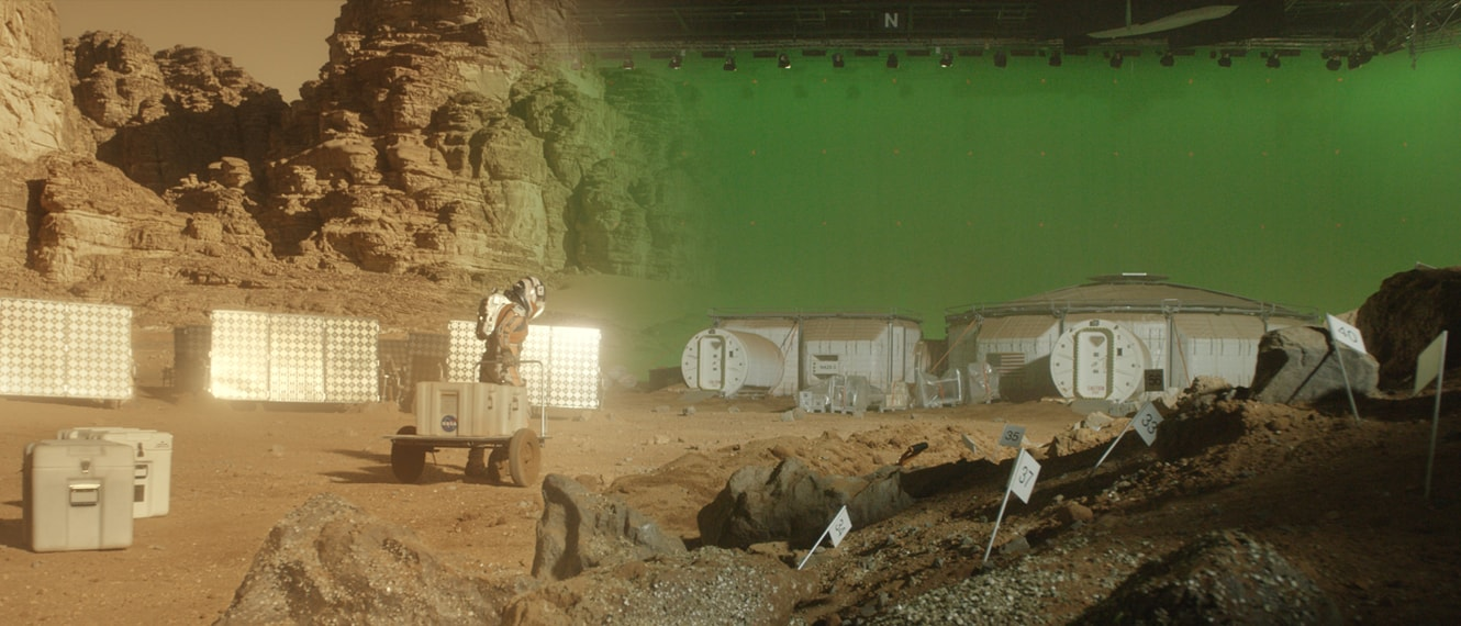 Life on Mars: the VFX of The Martian | fxguide