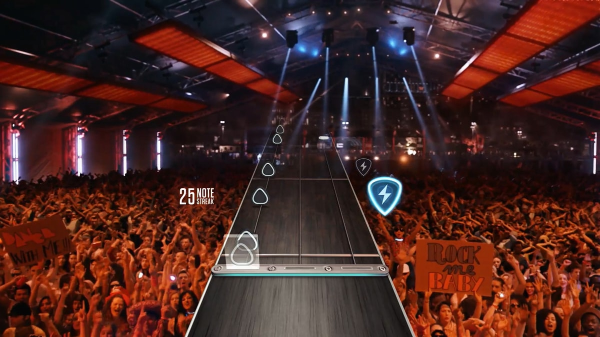 Its Guitar Hero But Not As You Know It Fxguide